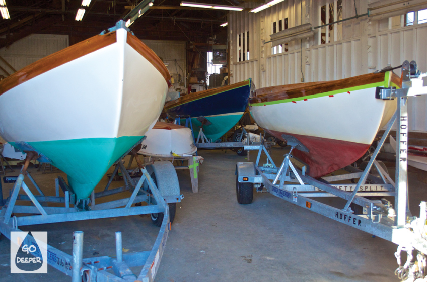 Your idea Bottom painting boats