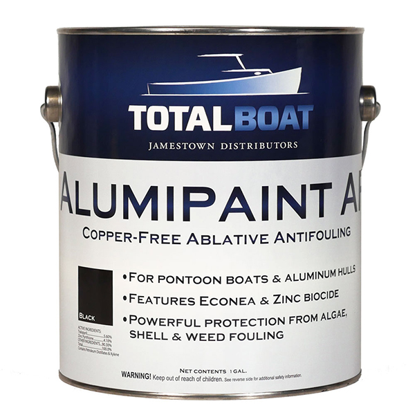 Bottom paint aluminum and what