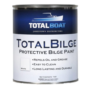 TotalBoat TotalBilge protective bilge paint Quart