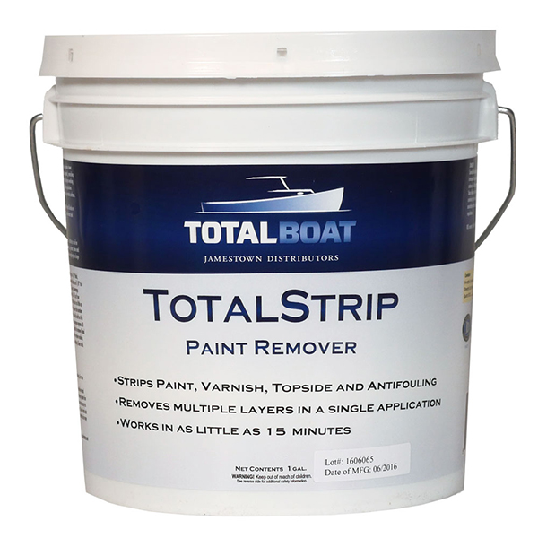 Model Paint Remover TotalBoat TotalStrip Paint Remover