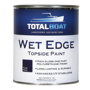 TotalBoat Wet Edge Topside Paint Quart