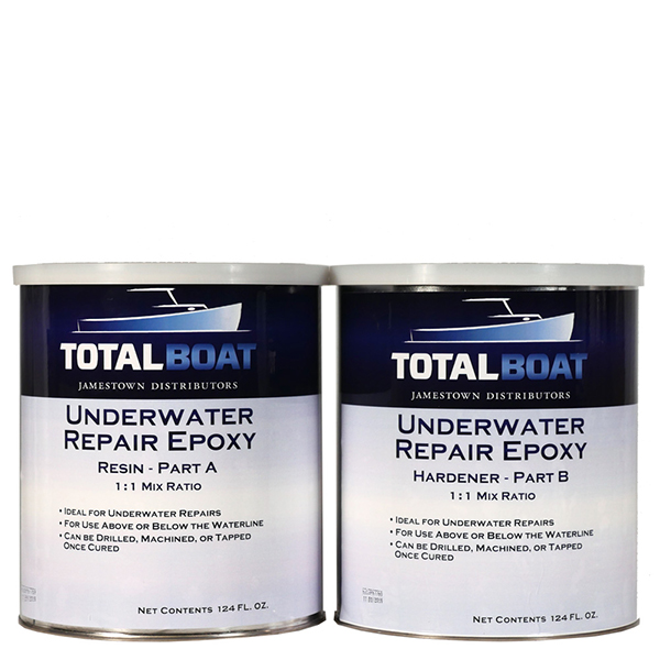 Underwater Repair Epoxy