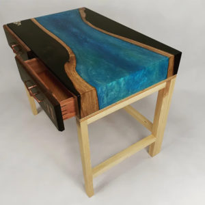 High Performance Epoxy on a table -4