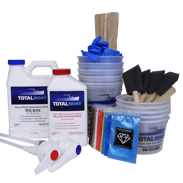 TotalBoat DIY Epoxy River Table Kits | Complete Kits For ...